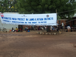 COMMUNITY SENSITIZATION ON THE RIGHT TO WASH