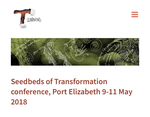 Seedbeds conference Conference :  APRIL 2018 PORT ELIZABETH SOUTH AFRICA