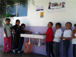 Perseverance in Promoting Hygiene in La Cantera