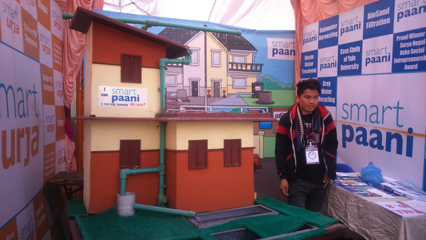WASH Expo 2015, Nepal