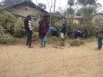 road sanitation from kushedanda