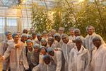 YEP Field visit (Urban Farmers The Hague)