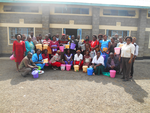 TRAINING OF 30 COMMUNITY SANITATION CHAMPIONS IN NAKURU