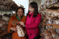 Role models for women's economic empowerment