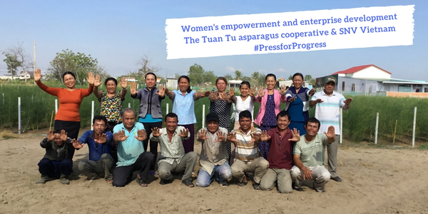 Rural communities press for progress women's economic opportunities