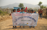 Safe Drinking Water Promotion through Children