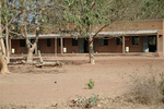 A school equipped with the washing hand systems
