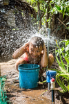 More than 6.000 people now have access to drinking water