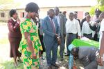 Commisioning of Kamolo Borehole