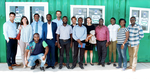 Project visit by a delegation of the Embassy of the Netherlands