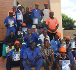 First 17 Entrepreneurs for Water trained