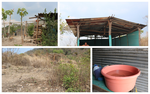 Place where Rainwater Harvesting System will be installed in Cedros San Pedro