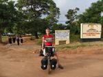 Visiting Nyanje school