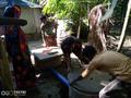 Toilet Repairing at Bhola and Ramgati