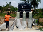 Iron Treatment Plant installed to ensure safe drinking water for 700 people