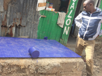 Improving access to water and sanitation in Mukuru