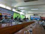 Discussion on Exit Plan of BWA in Bagerhat