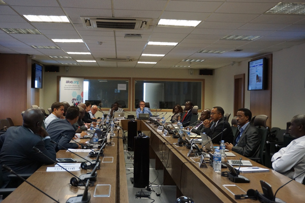 Ivory Coast II - RSR & Flow workshop at the African Development Bank