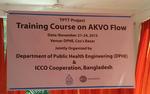 Training on Akvo Flow