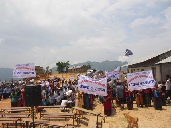 Tanglichok of Gorkha achieves 10th VDC ODF Status