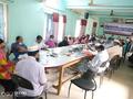 Learning and sharing meeting at Ramgati