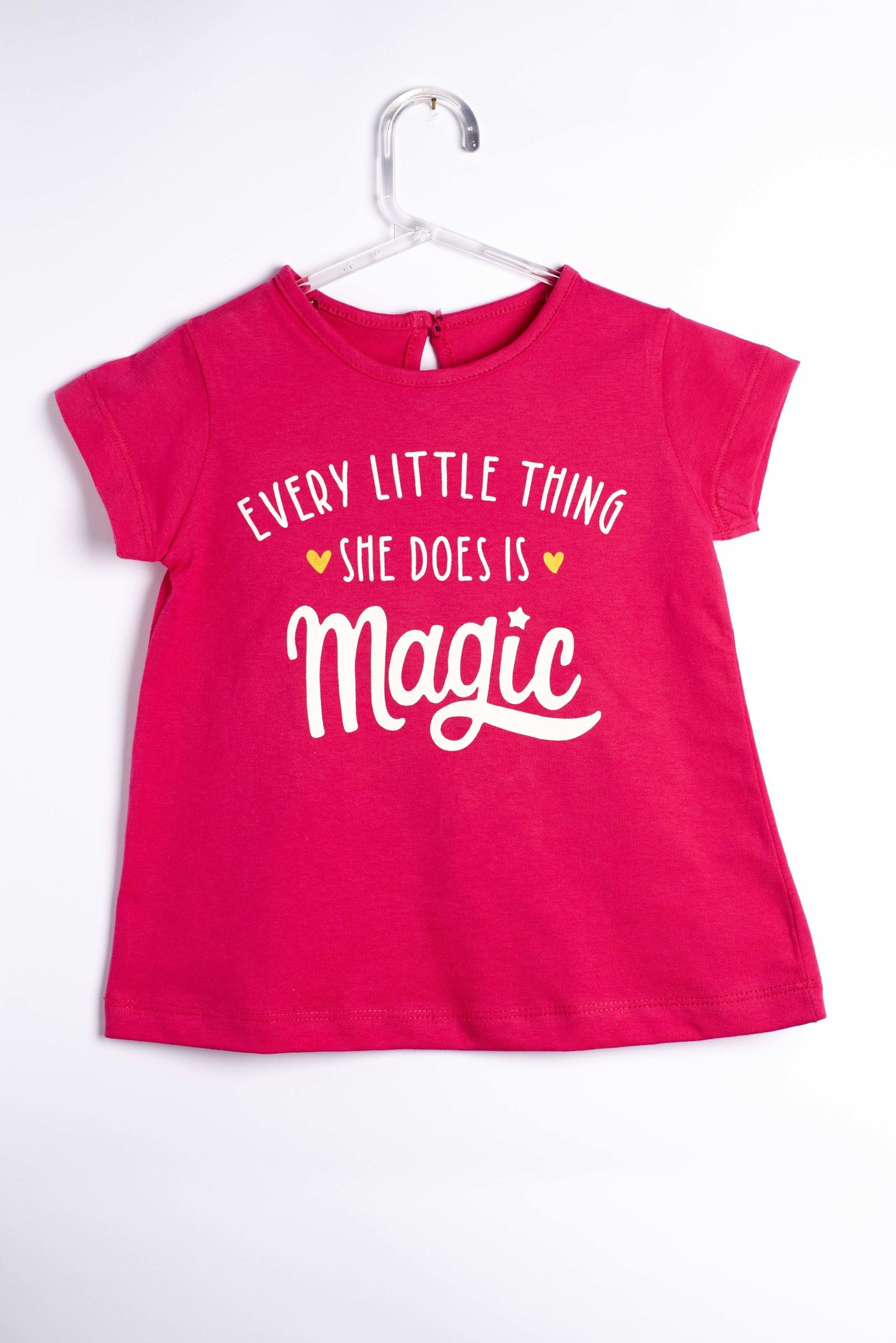 Camiseta Every Little Thing She Does Is Magic - Mini Rockers