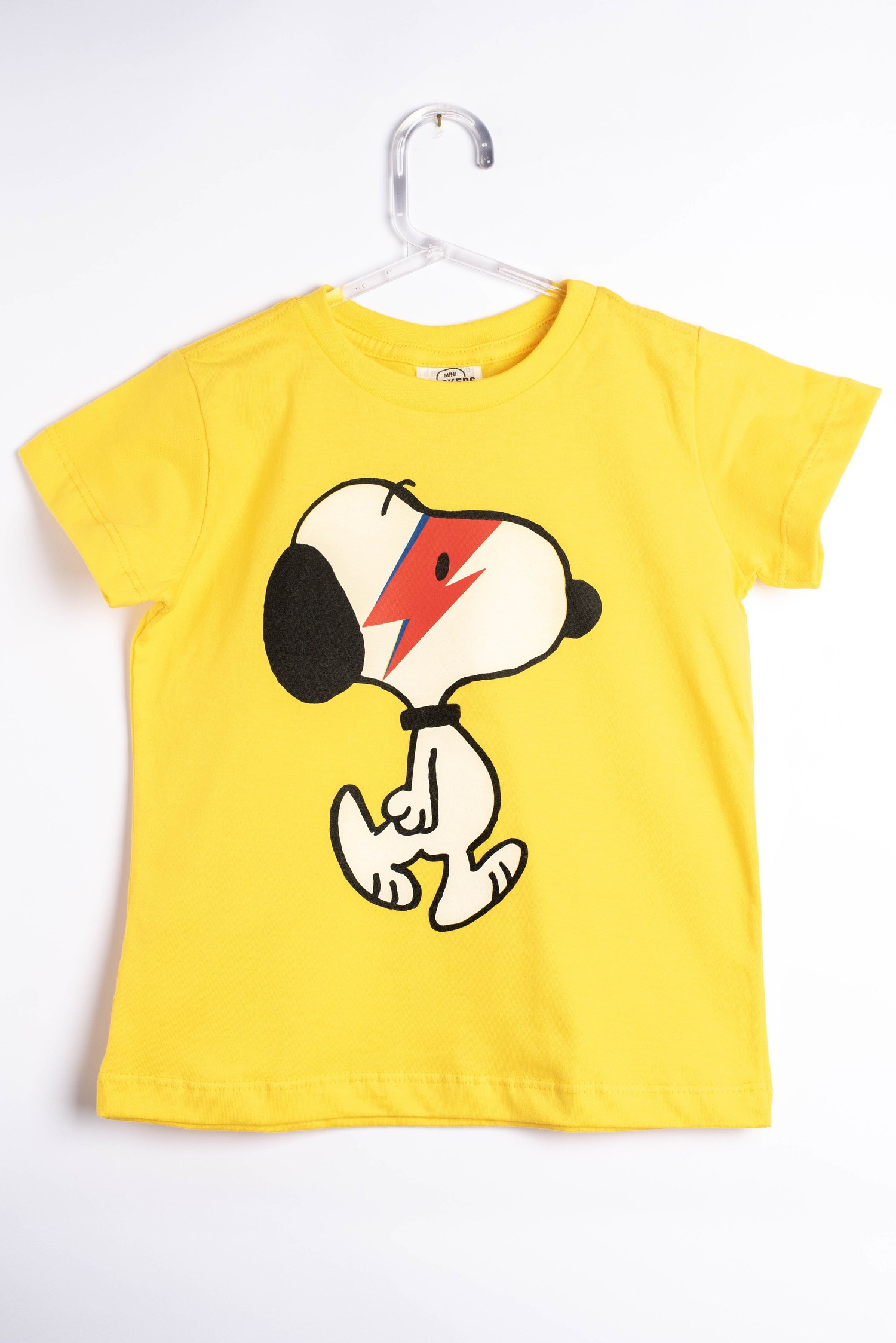 Camiseta Snoopy Bowie - Mini Rockers