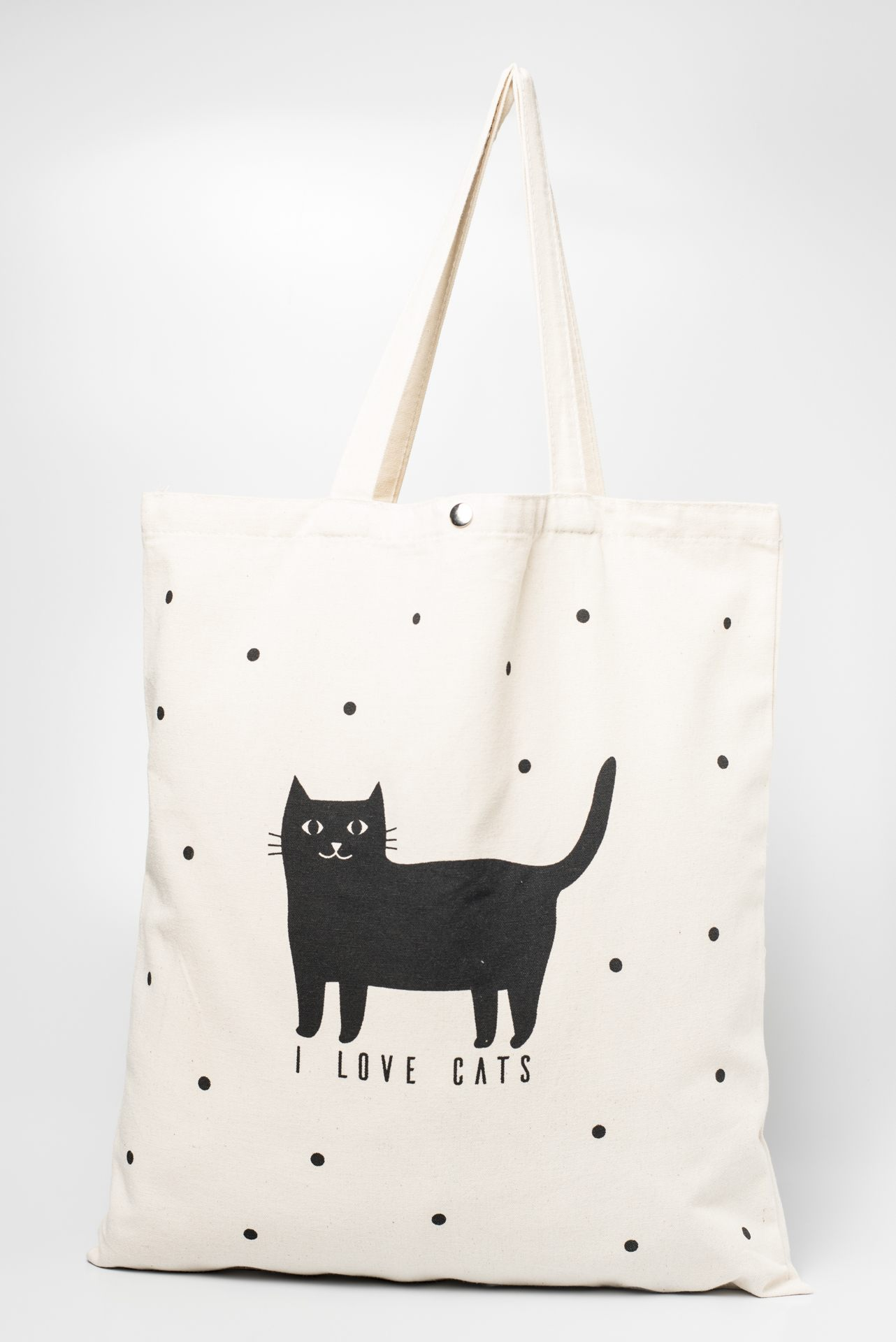 Tote Bag I Love Cats - Felicis - Felicis