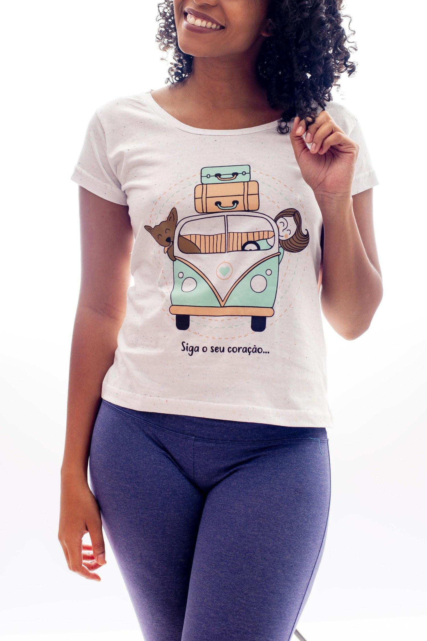 T-Shirt Kombi - Felicis
