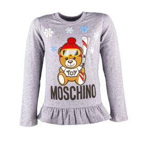 Camiseta Niña Moschino HAM02N-LBA11