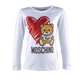 Camiseta Niña Moschino HDM037-LBA11
