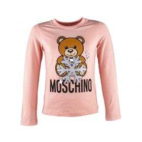 Camiseta Niña Moschino HIM02A-LBA11