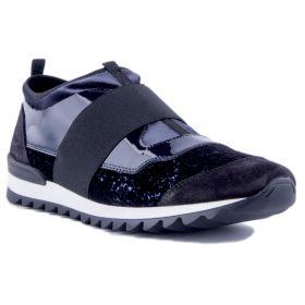 Zapatillas Niña Unisa DORE-SHF (Negro, 33 )