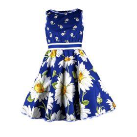 Vestido Niña Monnalisa 113910-3654