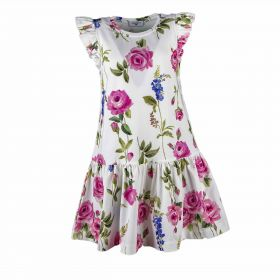 Vestido Niña Monnalisa 113921-3626