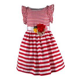 Vestido Niña Monnalisa 113923-3302