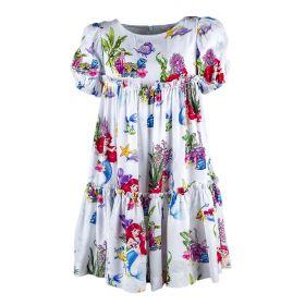 Vestido Niña Monnalisa 113933-3640