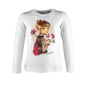 Camiseta Niña Monnalisa 114612ST-4201