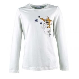 Camiseta Niña Monnalisa 114629PV-4201