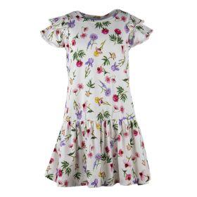 Vestido Niña Monnalisa 117904-7601