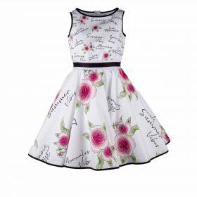 Vestido Niña Monnalisa 117916-7658