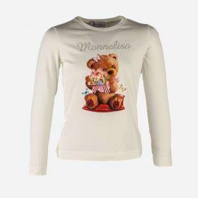 Camiseta Niña Monnalisa ORSETTO