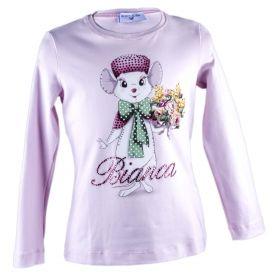 Camiseta Niña Monnalisa 192609S4-2002