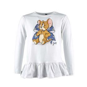 Camiseta Niña Monnalisa 194627PW-4034