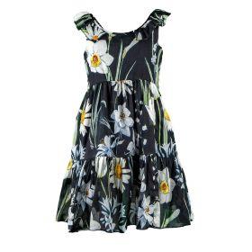 Vestido Niña Monnalisa 413915-3684
