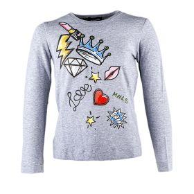 Camiseta Niña Monnalisa 414610PT-4201