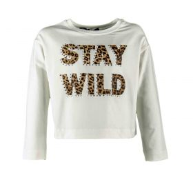 Camiseta Niña Monnalisa 414634T1-4201