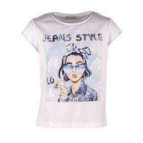 Camiseta Niña Elsy 49260T10-E20