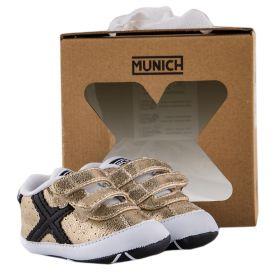 Zapatillas Niña Munich Barru Zero 010