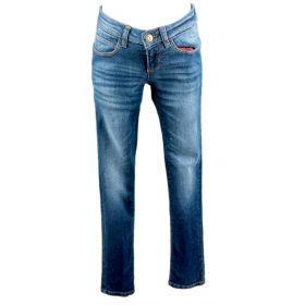 Pantalón tejano Niña Liu·jo G66011D3246 (Azul-01, 14-años)